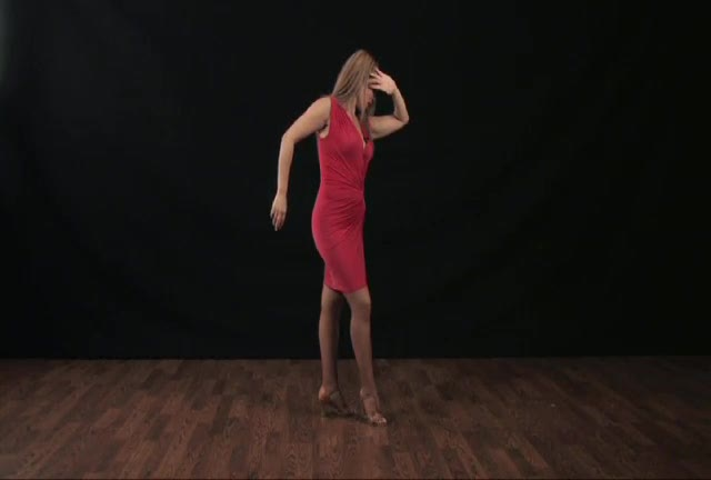 CBL Open Breaking Styling: Cross Over Pose