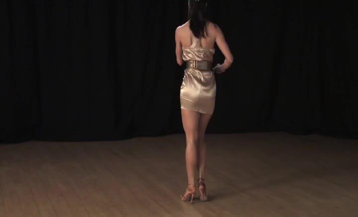 Basic Body Motion - Back