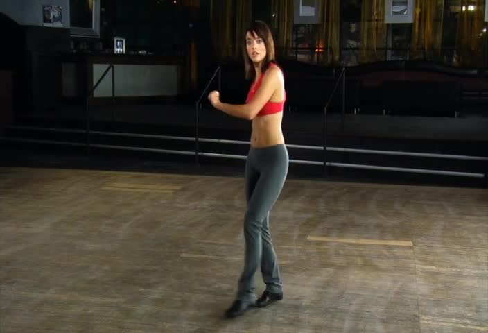 Step Guide: Suzy-Q to the Tap Step