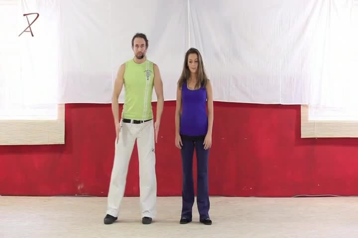 Partnering: 5 Basic Stepping Pattern