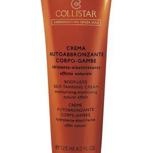 Collistar Crema Autoabbronzante Corpo/Gambe 125 Ml