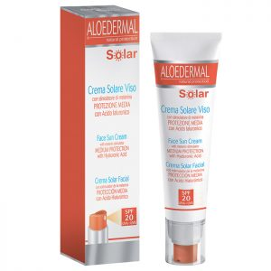 Esi Aloedermal Face Cream SPF20 Sun