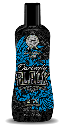 Australian Gold Daringly Black Intensificatore Autoabbronzante 250ml