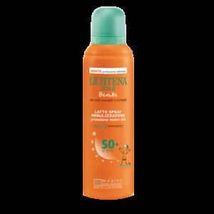 Lichtena Bimbi Sun Spray SPF50 + pulverizador de 150 ml