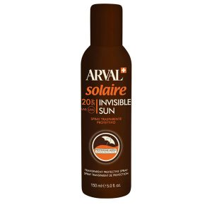 Arval Solaire Invisible Sun Spray SPF 20 150 ml