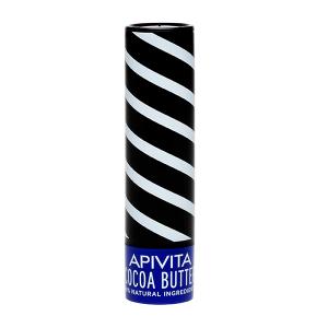 Apivita Lipcare SPF20 Lippenbalsam 4,4G mit Kakaobutter