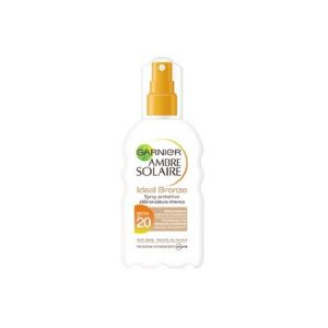 Ambre Solaire Ideal Bronze Latte Spray Protettivo SPF 20 200 ml