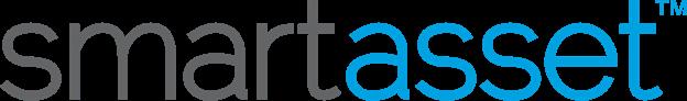 SmartAsset logo.