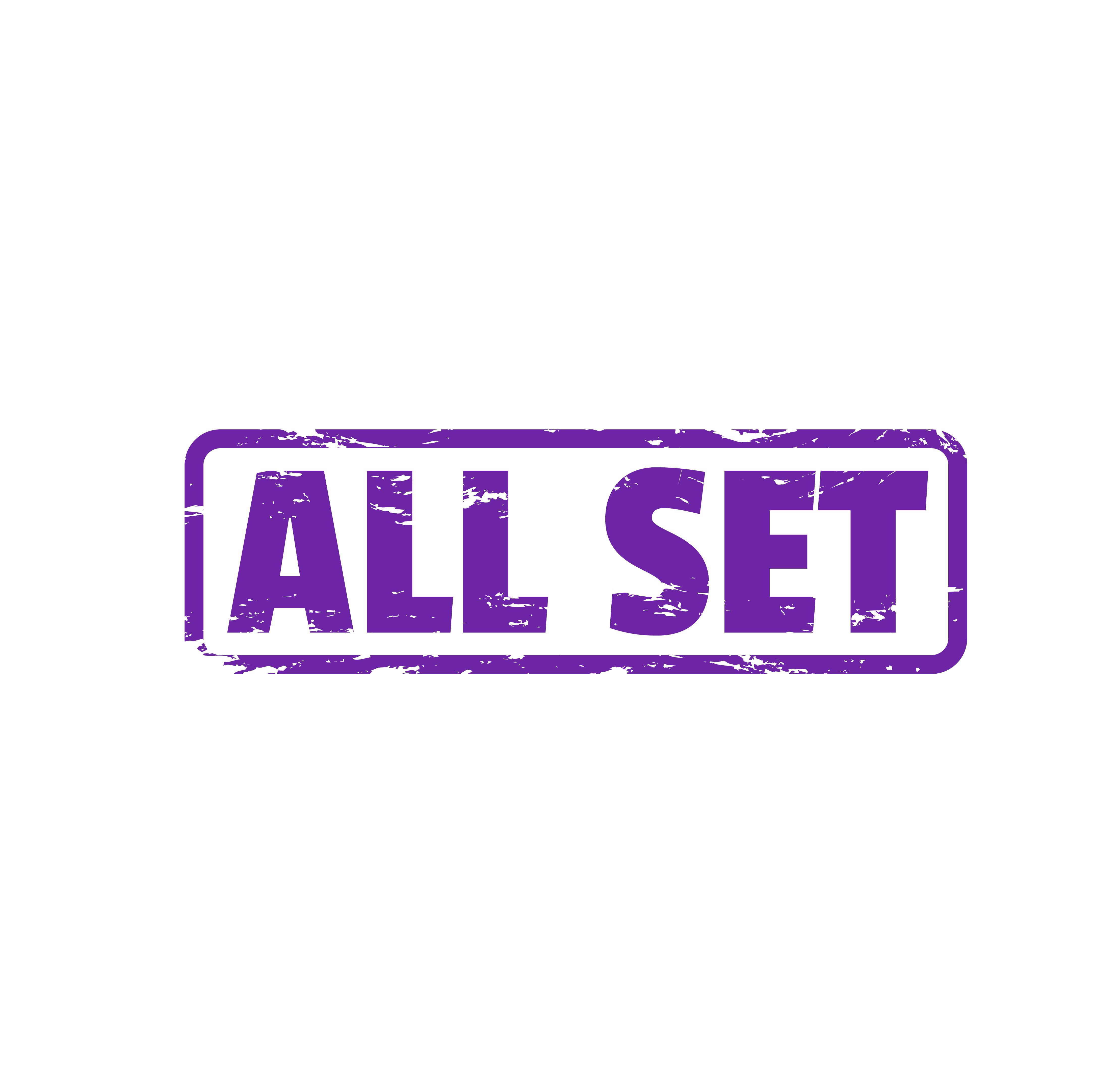 All Set