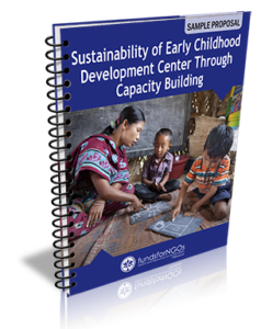 Sustainability of the Early Childhood Development
