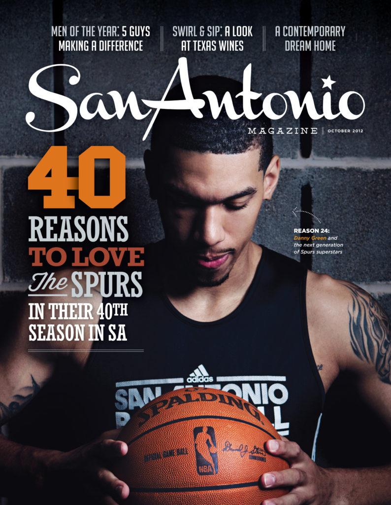 San Antonio Magazine October 2012 San Antonio Magazine