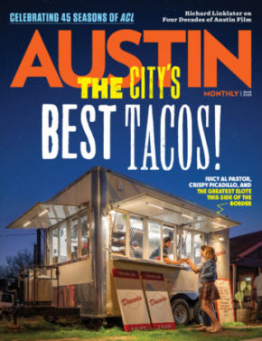 Austin Monthly March 2020