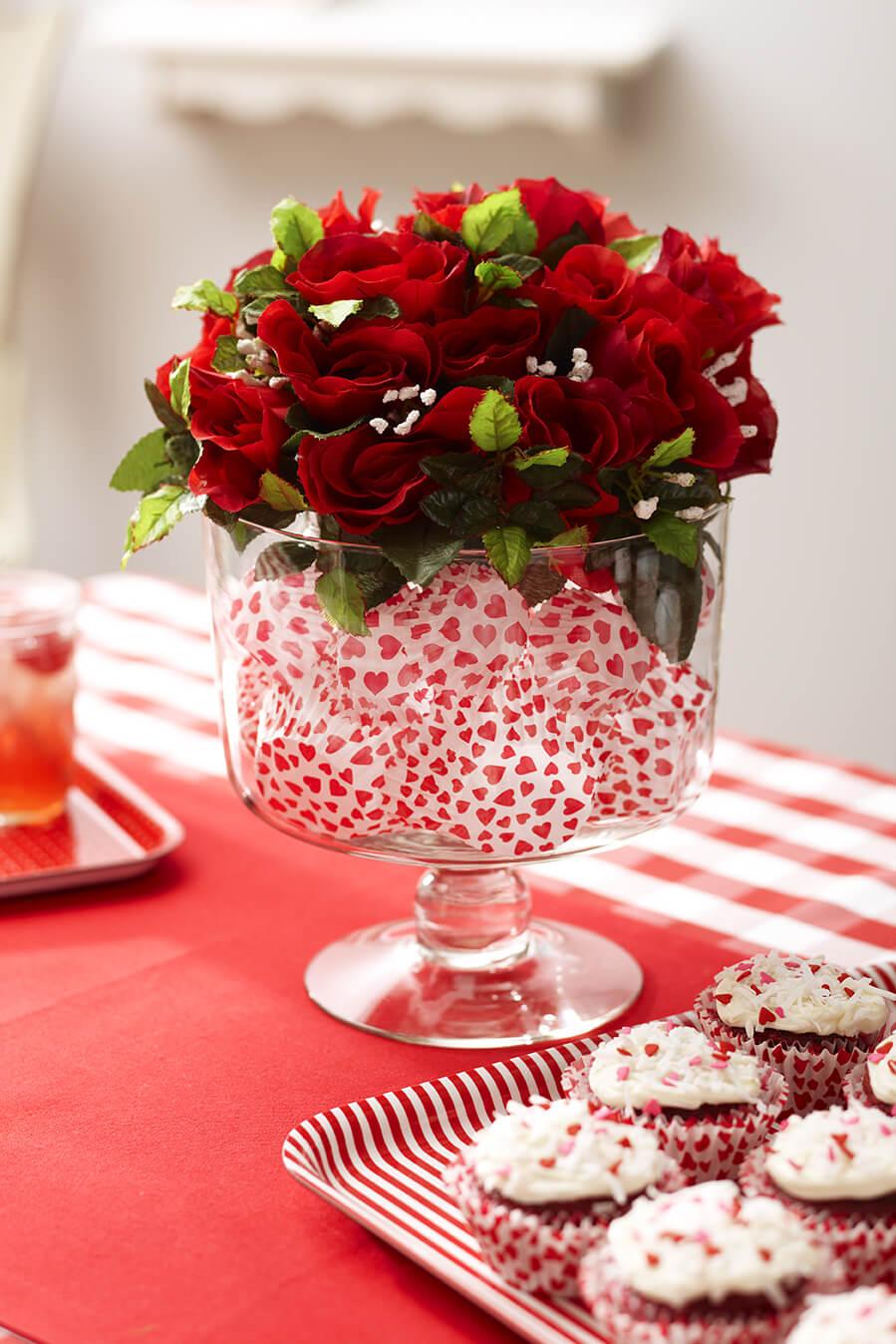 Valentine\'s Buffet   Sandra Lee