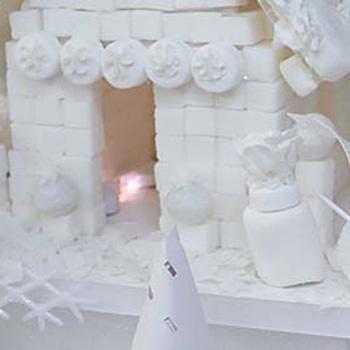 Sugar Cube House