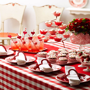 Valentine\'s Buffet | Sandra Lee