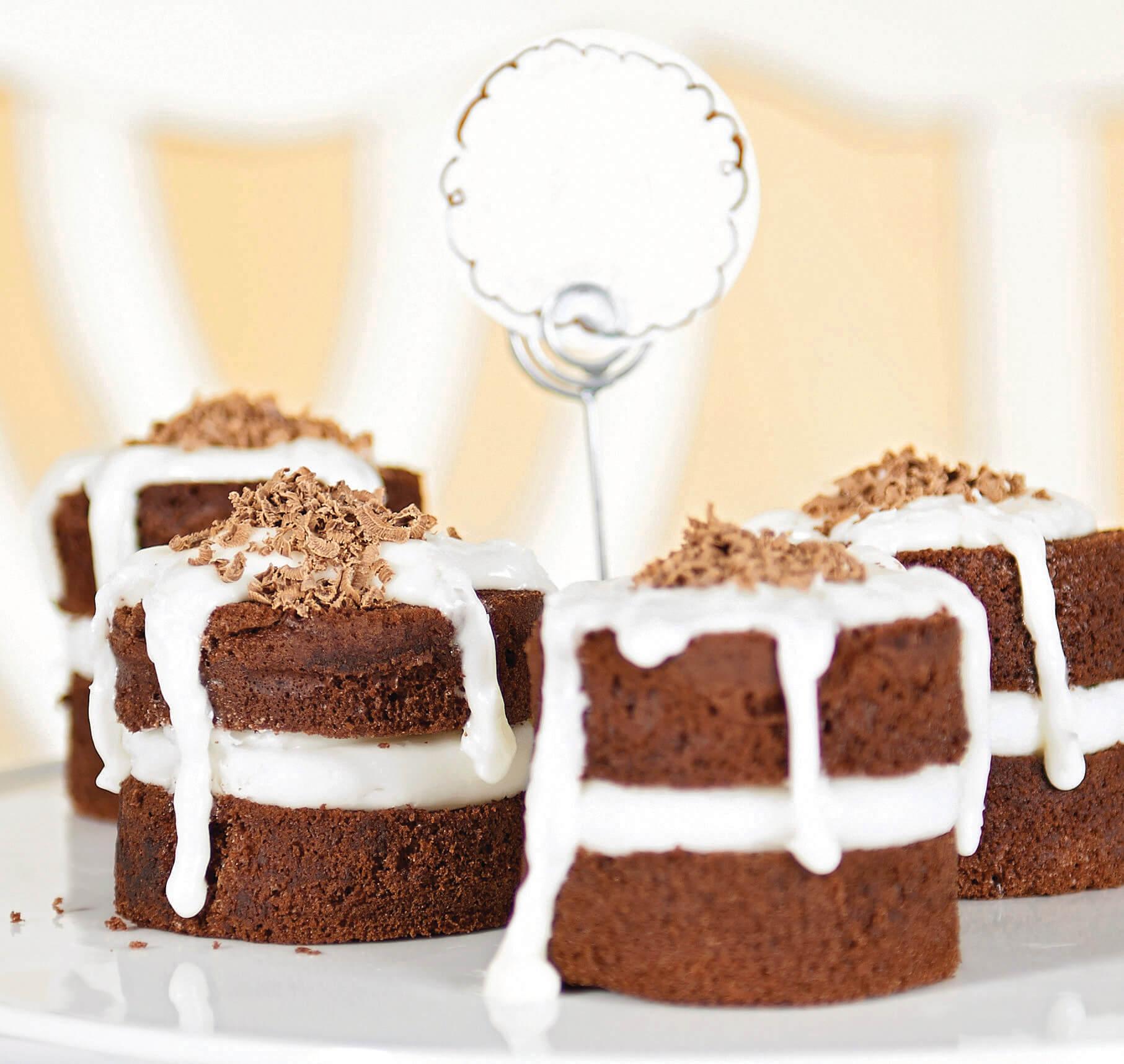 chocolate cake petit four copy