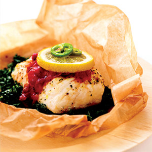 halibut-and-spinach-packets
