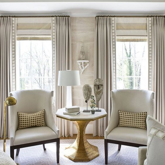 Window Treatments Sandra Lee