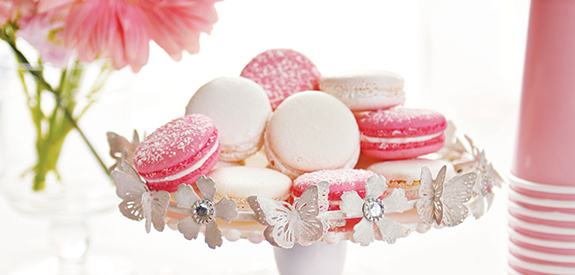 Sandra Lee's Macarons