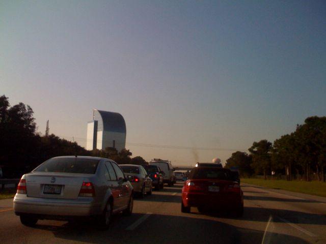 Day 9 – Traffic