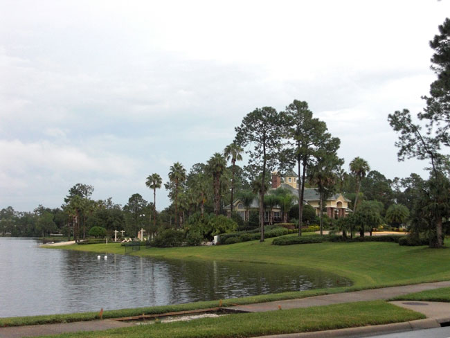 Lake Forest Sanford, Clubhouse