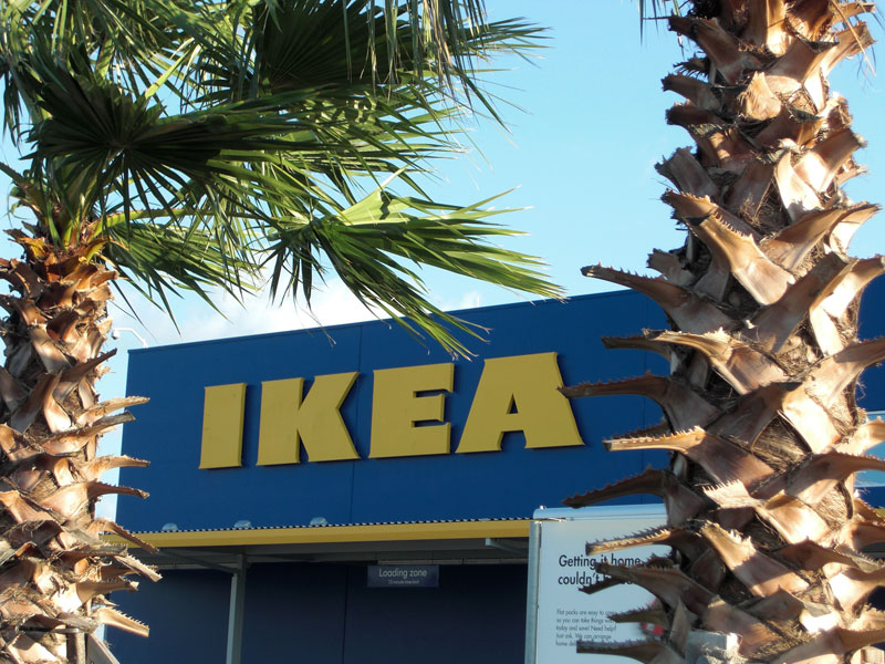 Day 27 – Ikea in Orlando FL