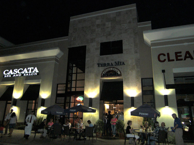Terra Mia Italian Restaurant at Parkplace at Heathrow in Lake Mary