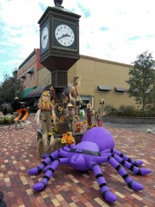 Halloween on Magnolia Square