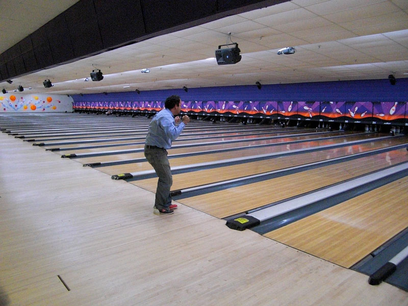 Day 49 – Casselberry Lanes Bowling