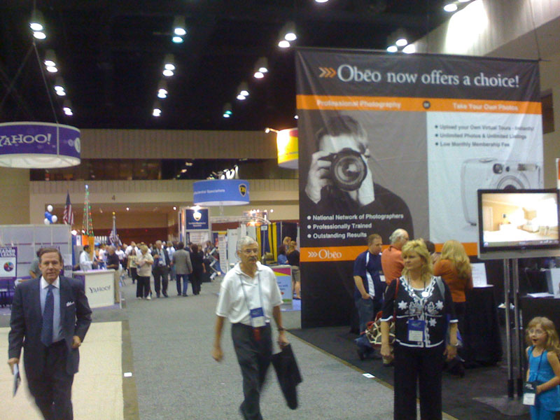 Day 52 – NAR Conference and Expo 2008 in Orlando FL