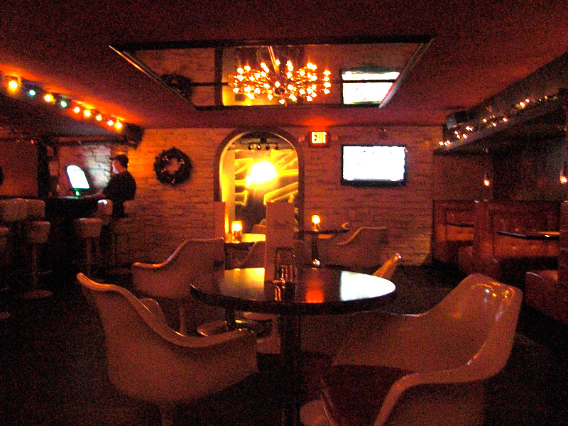 Stardust Lounge Interior