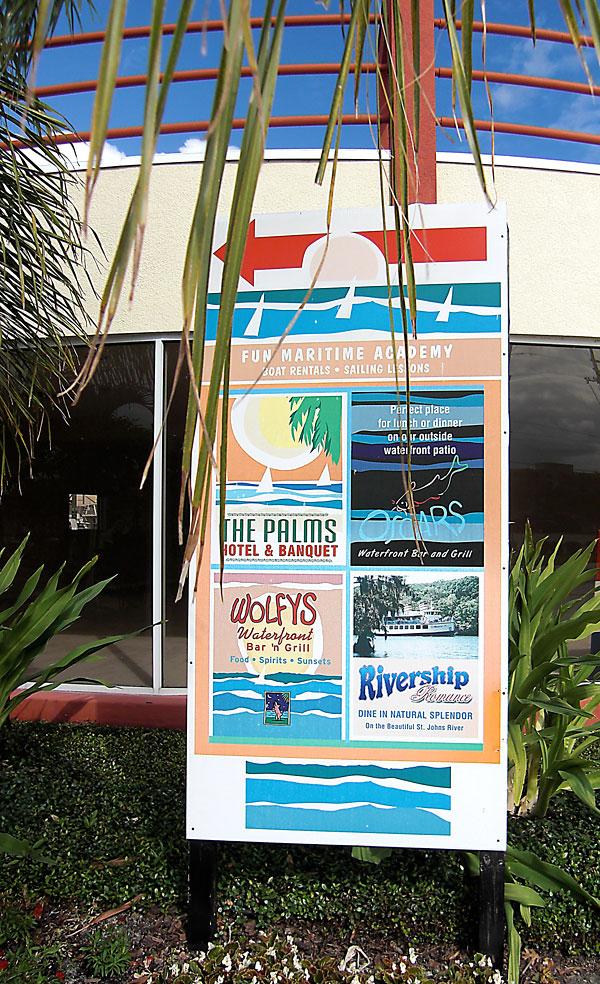 Sanford Marina Restaurants and more