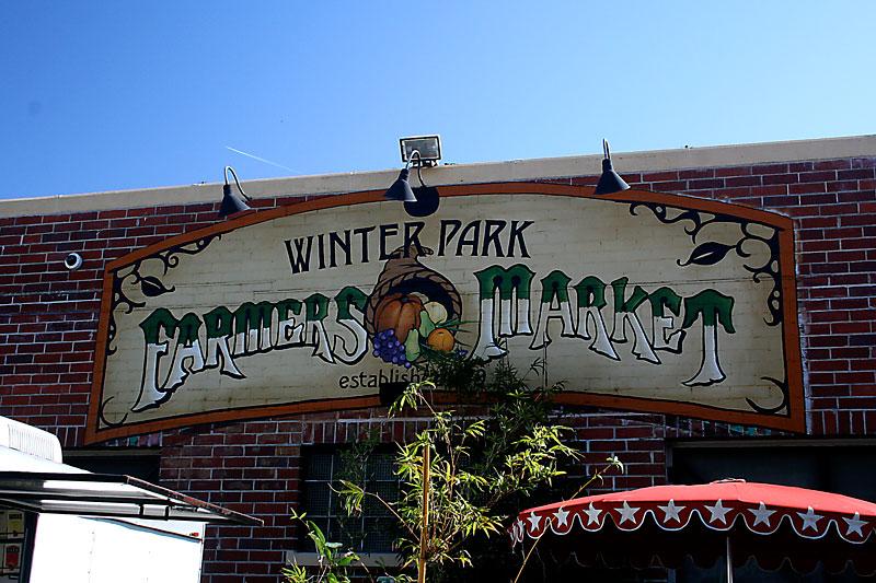 Day 87 – Winter Park Farmers Market