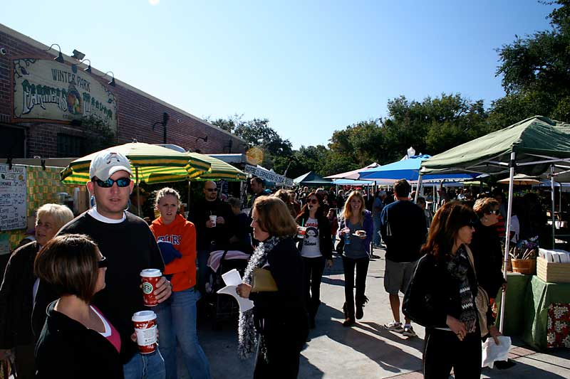 Farmers Market, Saturdays from 7am-1pm