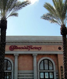 Cheesecake Factory Orlando