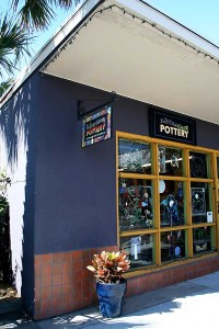 Riverhouse Pottery and Arts Center in Sanford