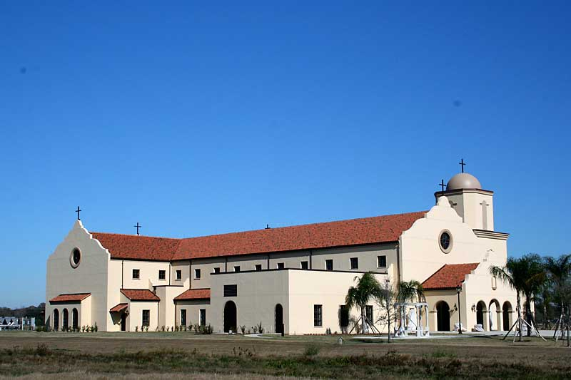 All Souls Catholic Church in Sanford