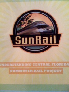 Sun Rail Train Brochure