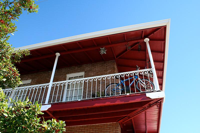 Day 143 – Balcony in Downtown Sanford FL