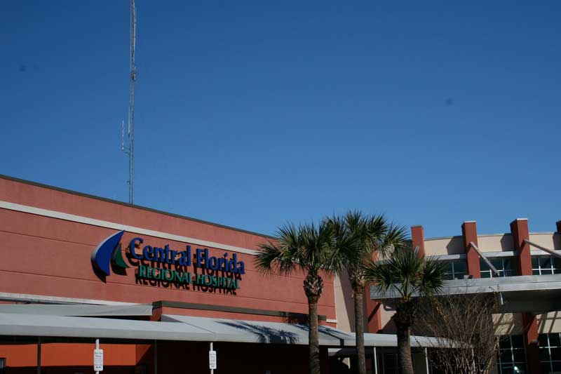 Day 151 – Central Florida Regional Hospital Sanford FL