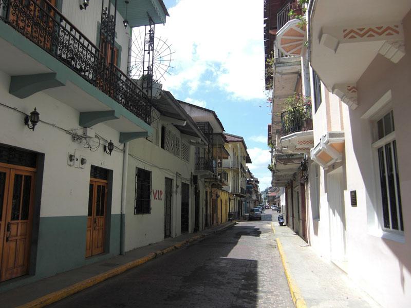 Street in Casco Viejo
