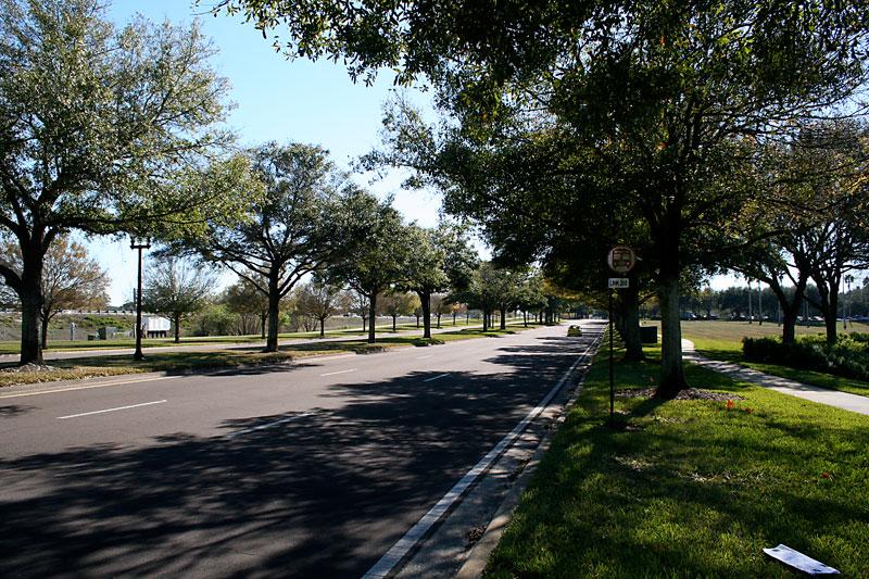 International Parkway - Lake Mary's Business Corridor