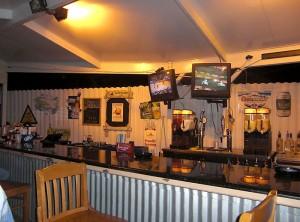 Outside Pool Bar
