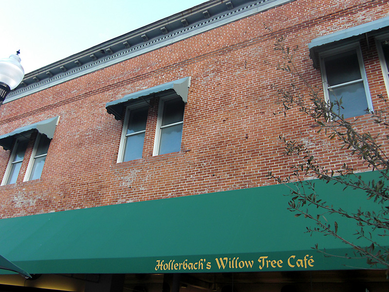 New Look of Hollerbach Willow Tree Cafe