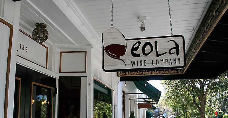 Eola Wine Company Winter Park