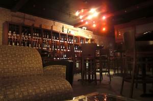 Inside Eola Wine Company Winter Park