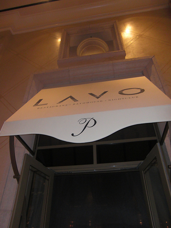 Dance the night away at Lavo