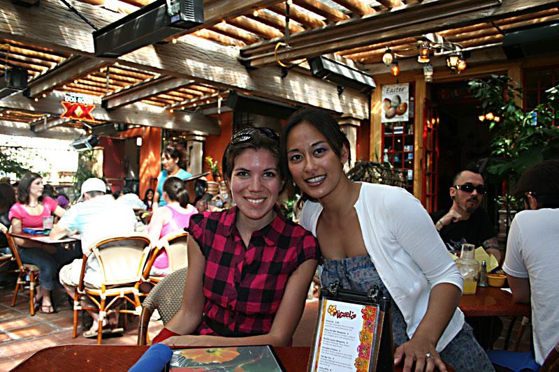 Mexican Restaurant on Coronado Island