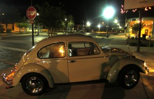 Chris Beetle on Park Avenue in Sanford