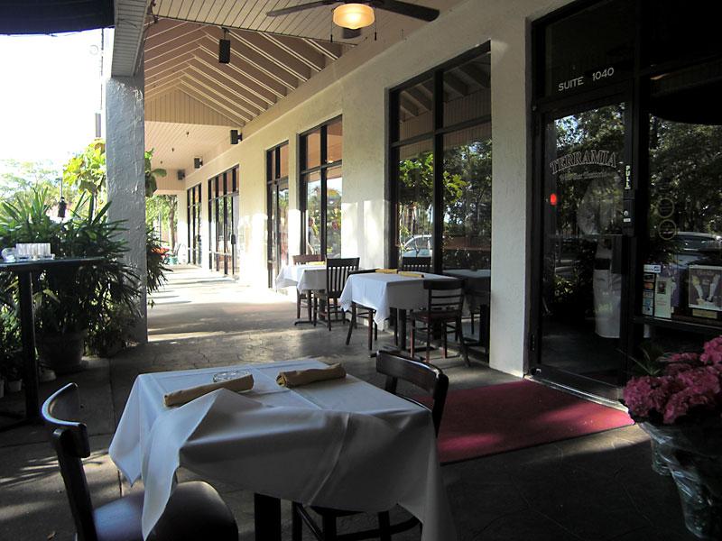 Day 226 – Terra Mia Italian restaurant Altamonte Springs FL